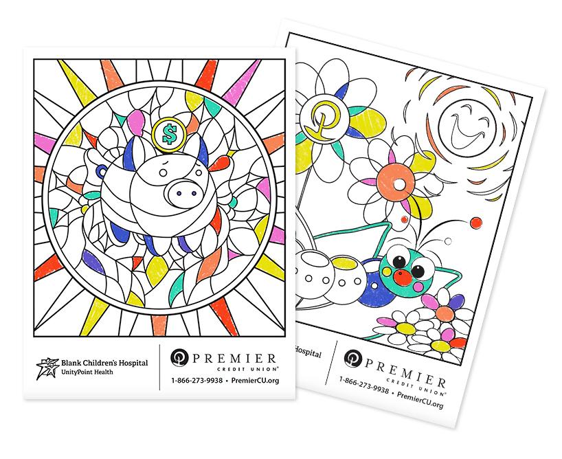 Premier coloring pages