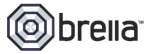 """Brella logo with concentric hexagon-shaped mark on the left and """"Brella"""" to the right."""